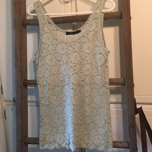 Bke boutique tank top large